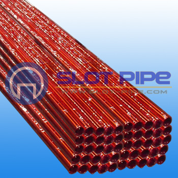 standard tube Packing In red shrink film-316grade: ( Customized)